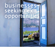businesses seeking exit opportunities
